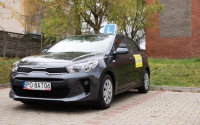 Kurs prawa jazdy październik